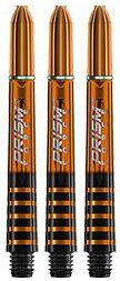 Winmau Prism Force In Between Orange Shafts   Darts Warehouse