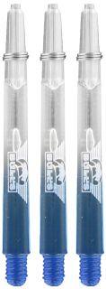Bulls X-Ray Medium Blue Shafts | Darts Warehouse